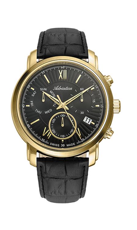 Adriatica A8193.1264CH - zegarek męski