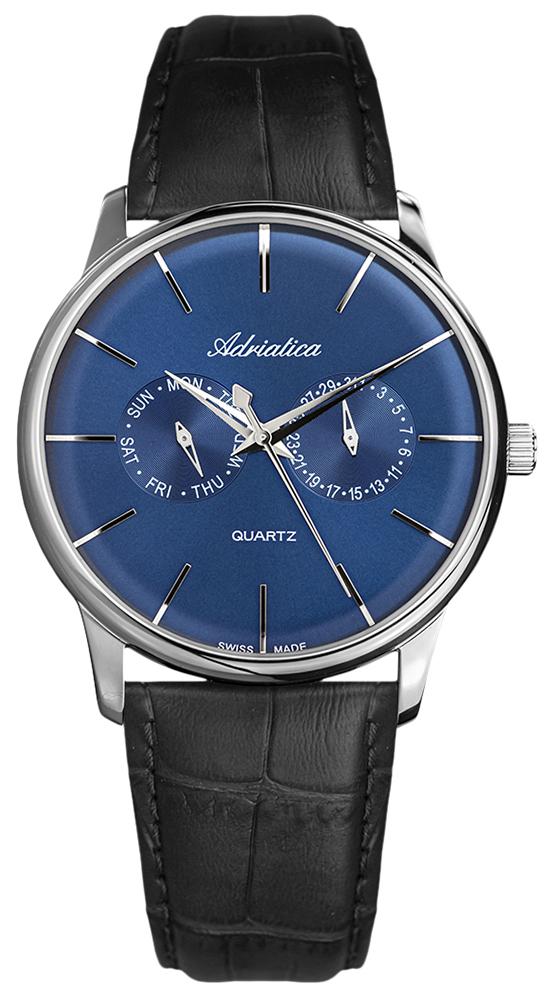 Adriatica A8243.5215QF - zegarek męski