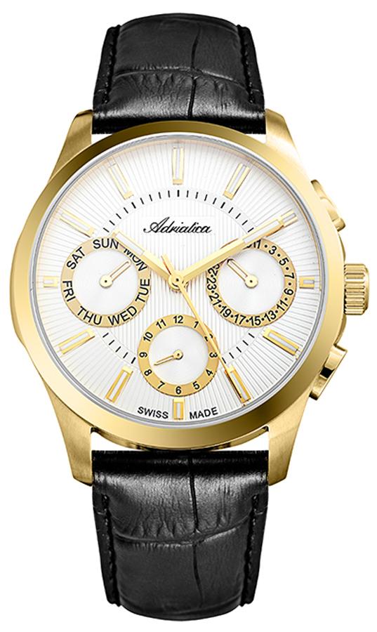 Adriatica A8255.1213QF - zegarek męski
