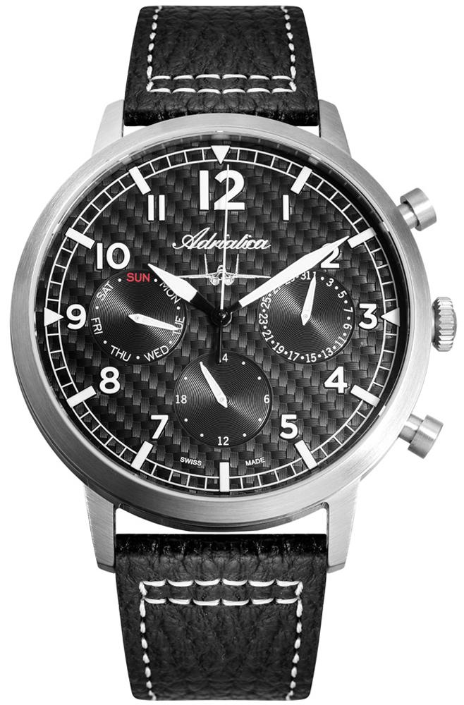Adriatica A8261.5224QF - zegarek męski