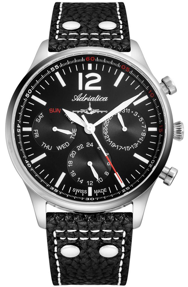 Adriatica A8268.5254QF - zegarek męski