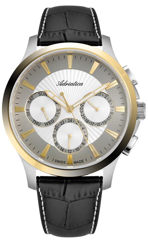 Adriatica A8270.2213QF - zegarek męski