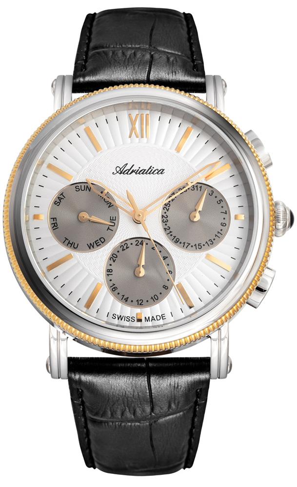 Adriatica A8272.2263QF - zegarek męski