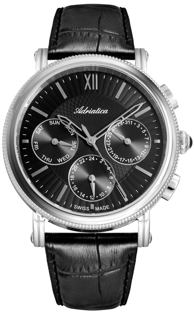 Adriatica A8272.5264QF - zegarek męski