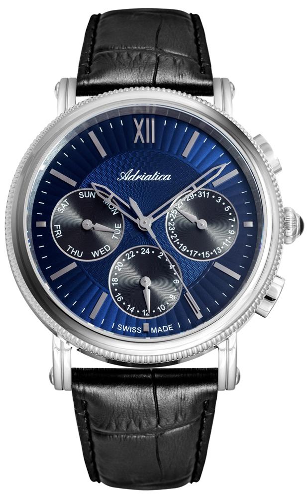 Adriatica A8272.5265QF - zegarek męski