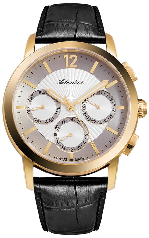 Adriatica A8273.1253QF - zegarek męski