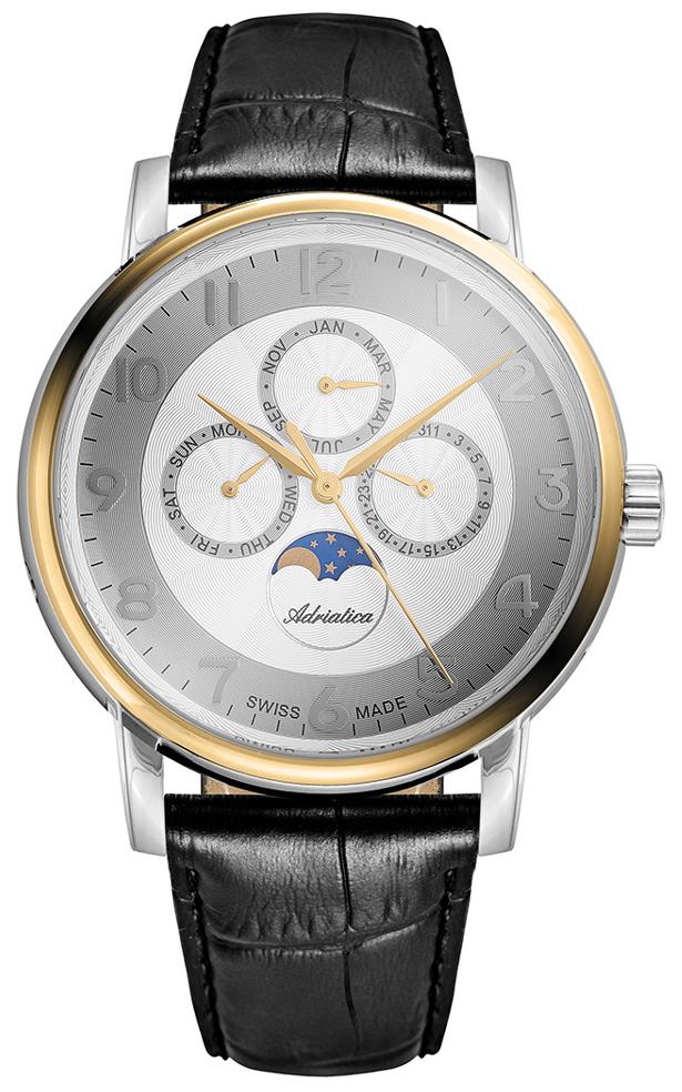Adriatica A8274.2223QF - zegarek męski