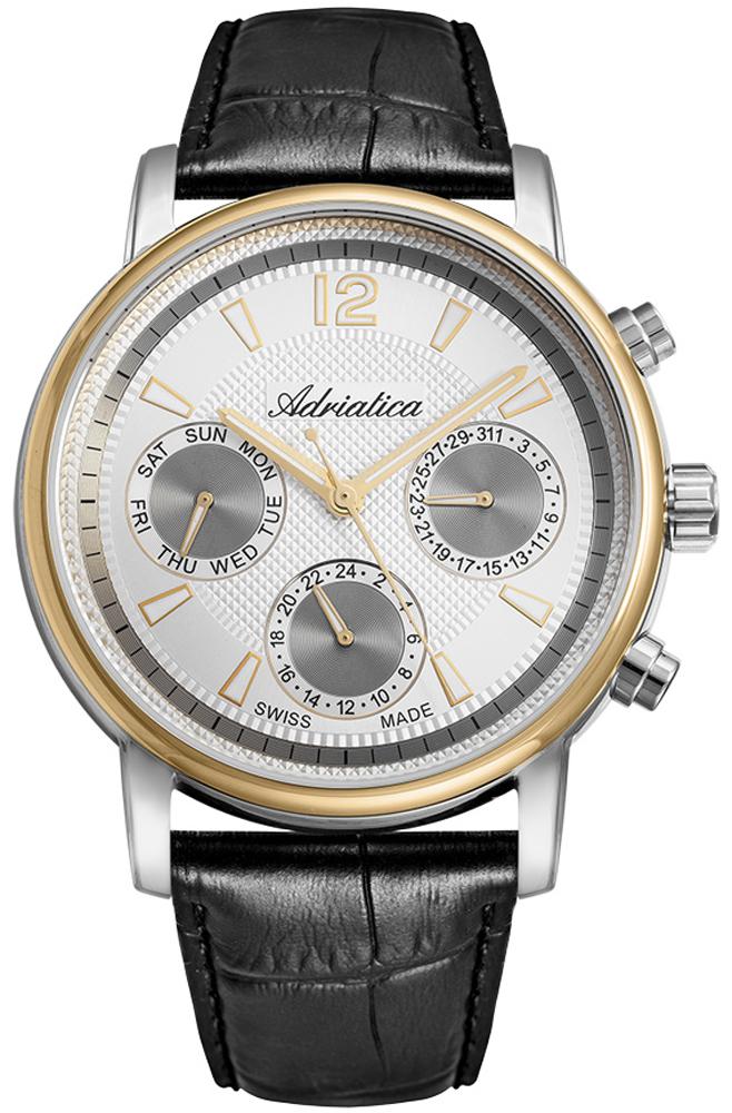 Adriatica A8275.2253QF - zegarek męski