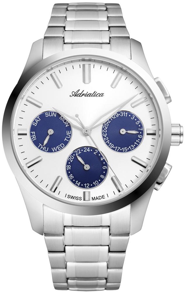 Adriatica A8277.5113QF - zegarek męski