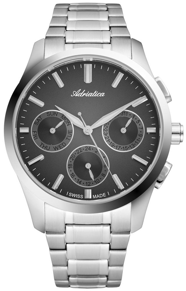 Adriatica A8277.5114QF - zegarek męski
