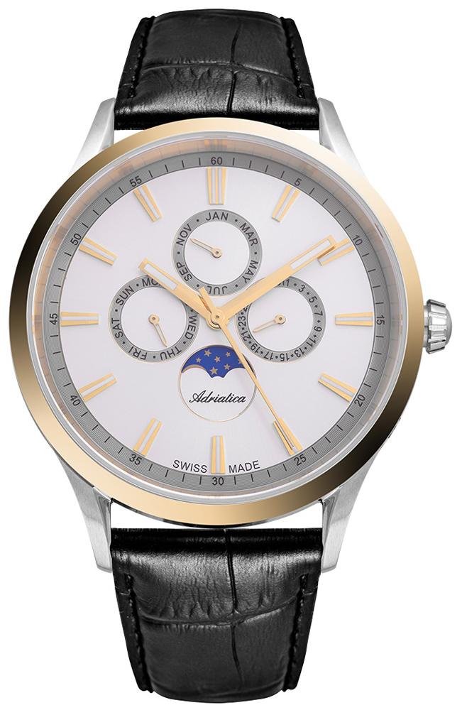 Adriatica A8280.2213QF - zegarek męski