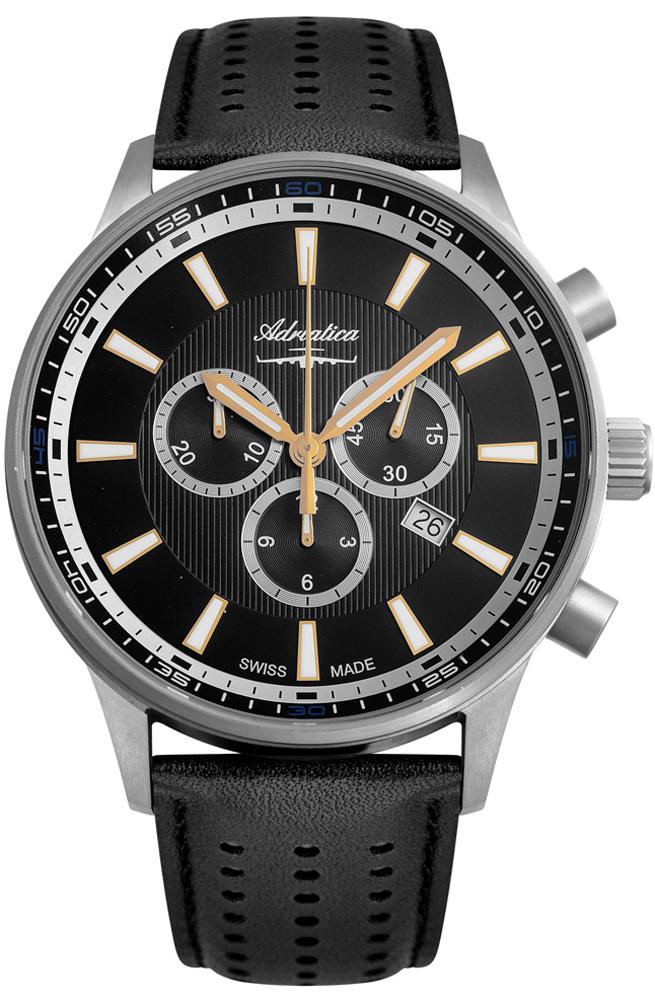 Adriatica A8281.42G4CH - zegarek męski
