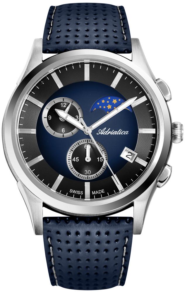 Adriatica A8282.5215CH - zegarek męski