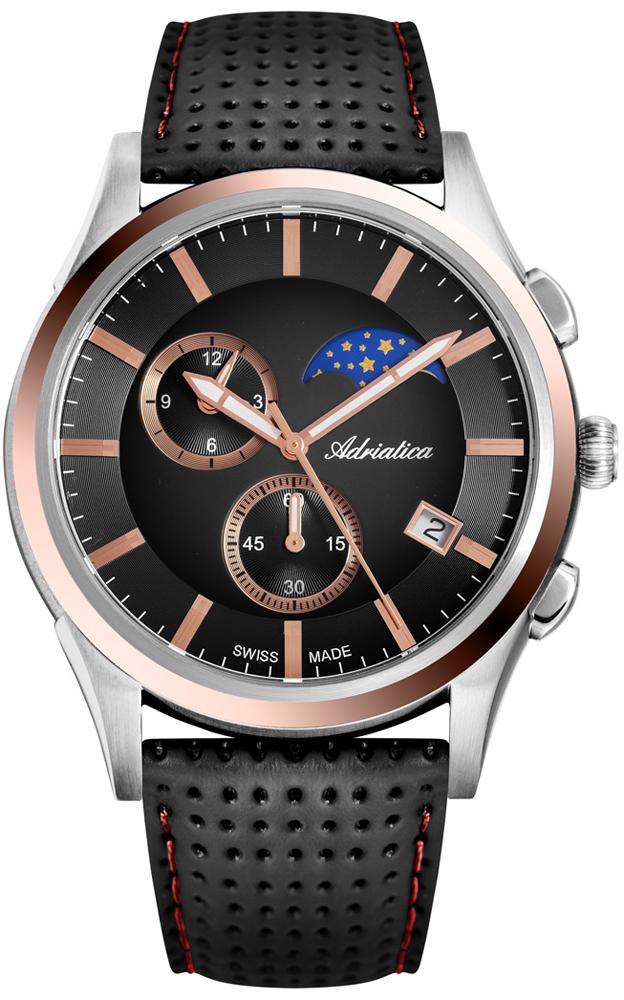 Adriatica A8282.R214CH - zegarek męski