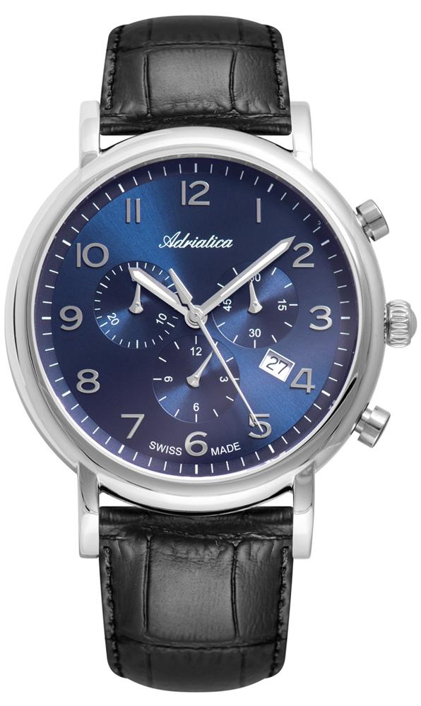 Adriatica A8297.5225CH - zegarek męski