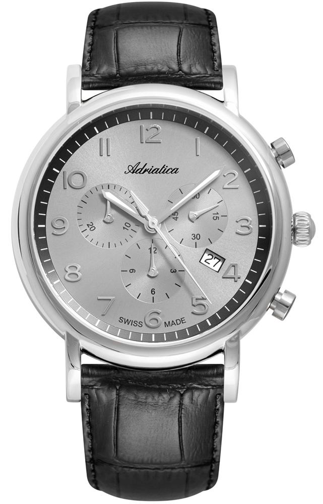 Adriatica A8297.5227CH - zegarek męski