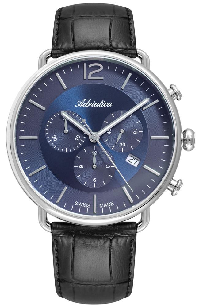 Adriatica A8299.5255CH - zegarek męski