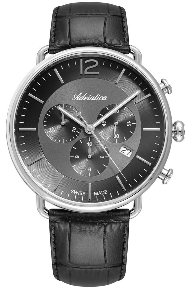 Adriatica A8299.5256CH - zegarek męski