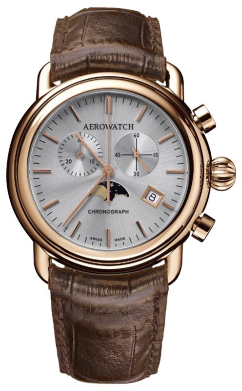 Aerowatch 84934-RO06 - zegarek męski