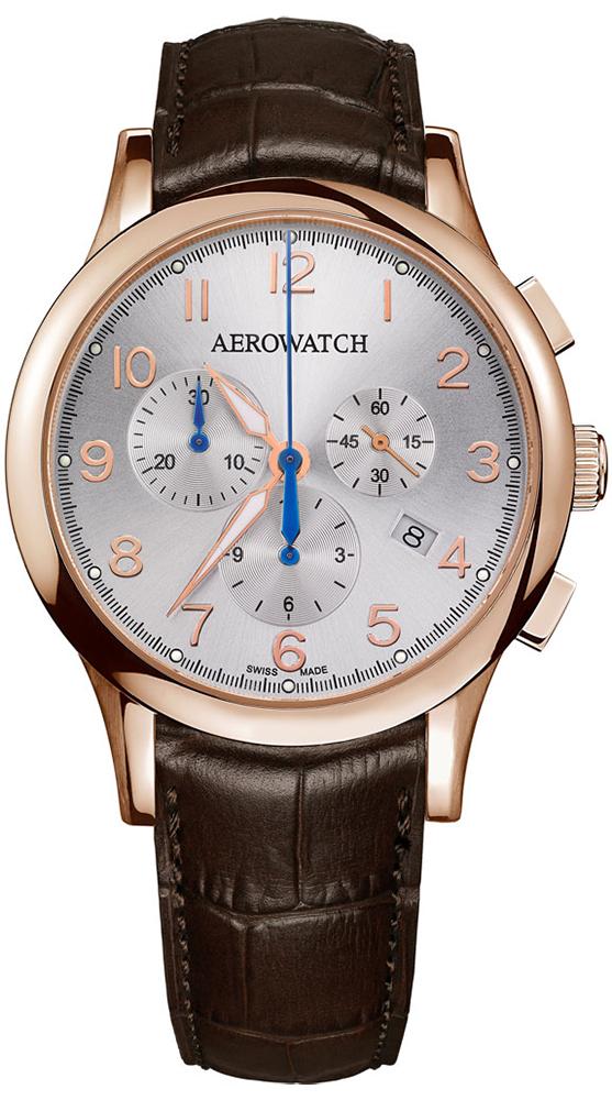 Aerowatch 83966-RO01 - zegarek męski