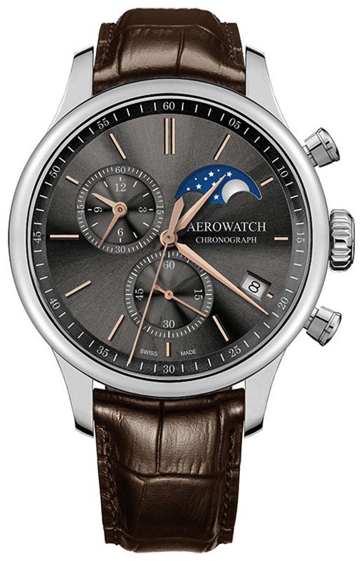 Aerowatch 78986-AA02 - zegarek męski