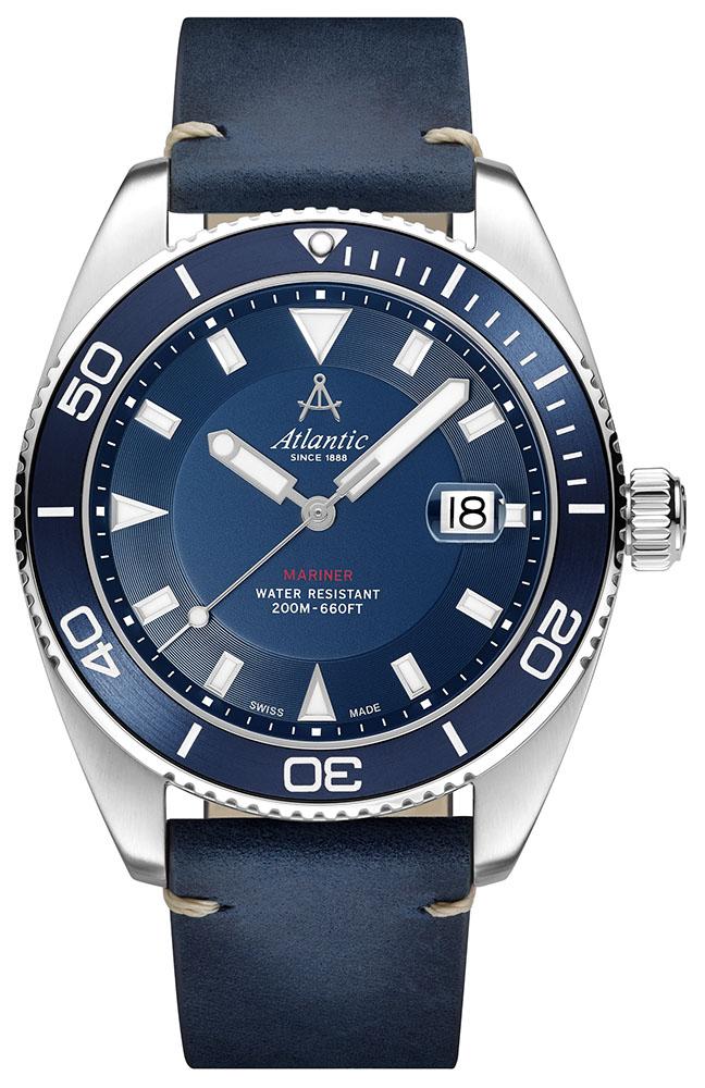 Atlantic 80371.41.51 - zegarek męski