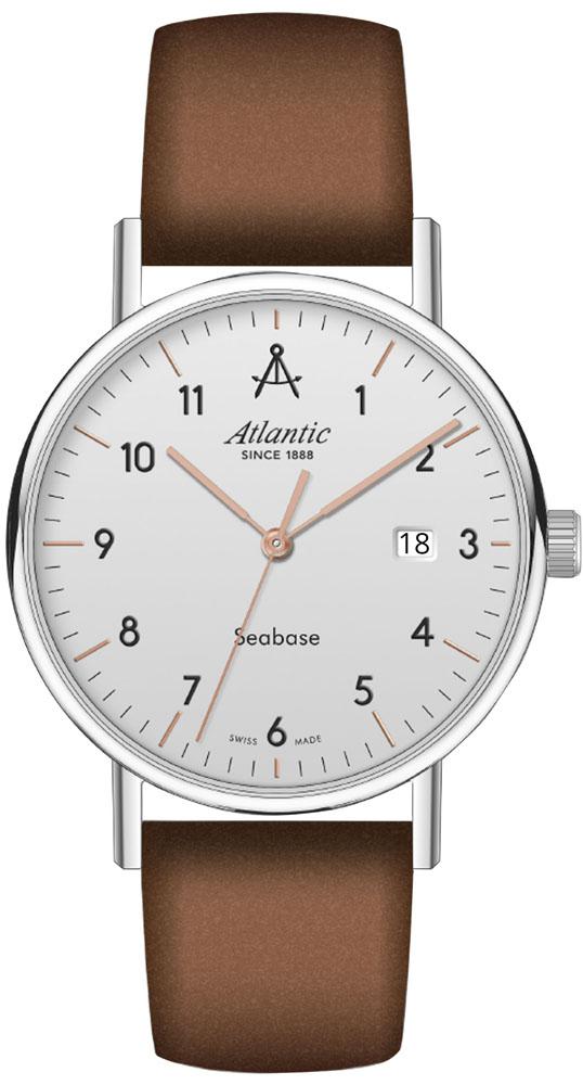 Atlantic 60352.41.25R - zegarek męski