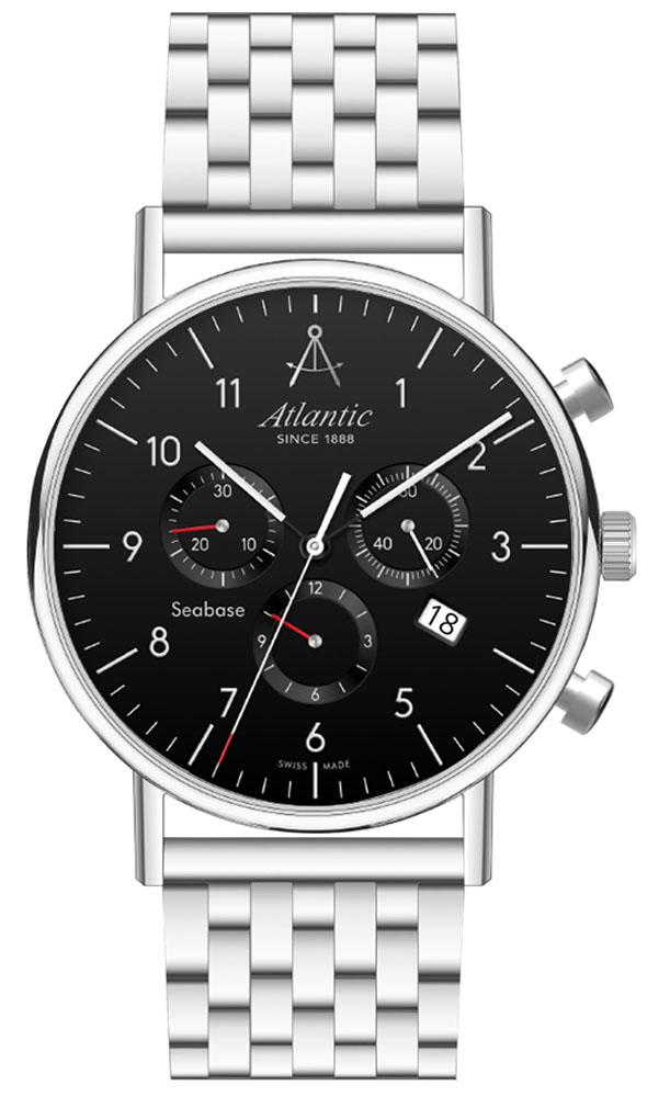 Atlantic 60457.41.65 - zegarek męski