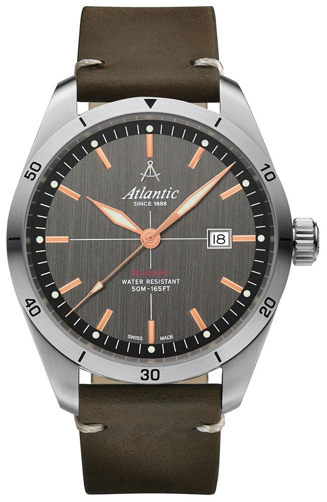 Atlantic 70351.41.41R - zegarek męski