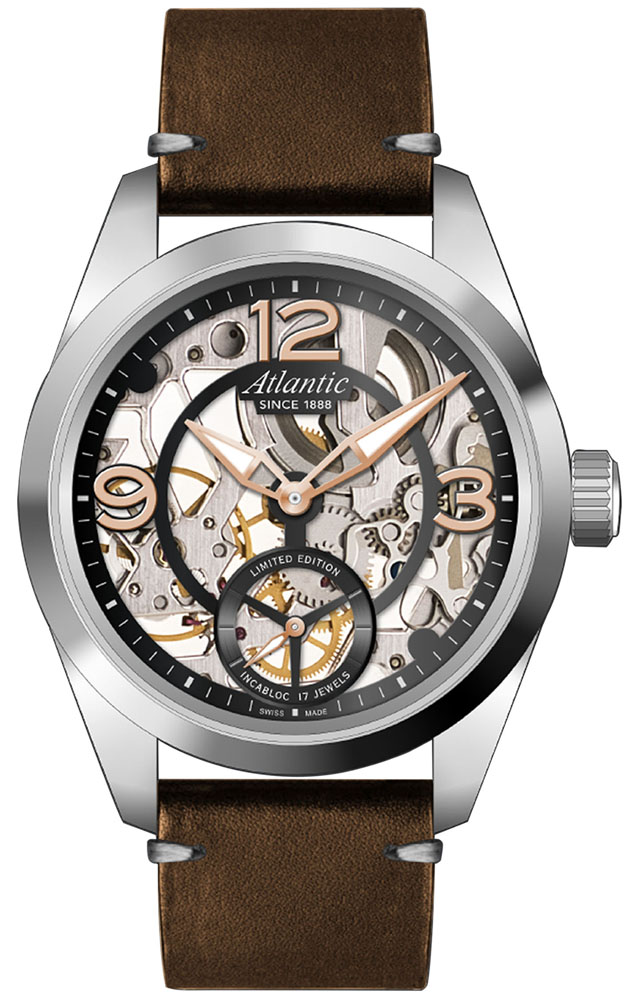 Atlantic 70950.41.69R - zegarek męski