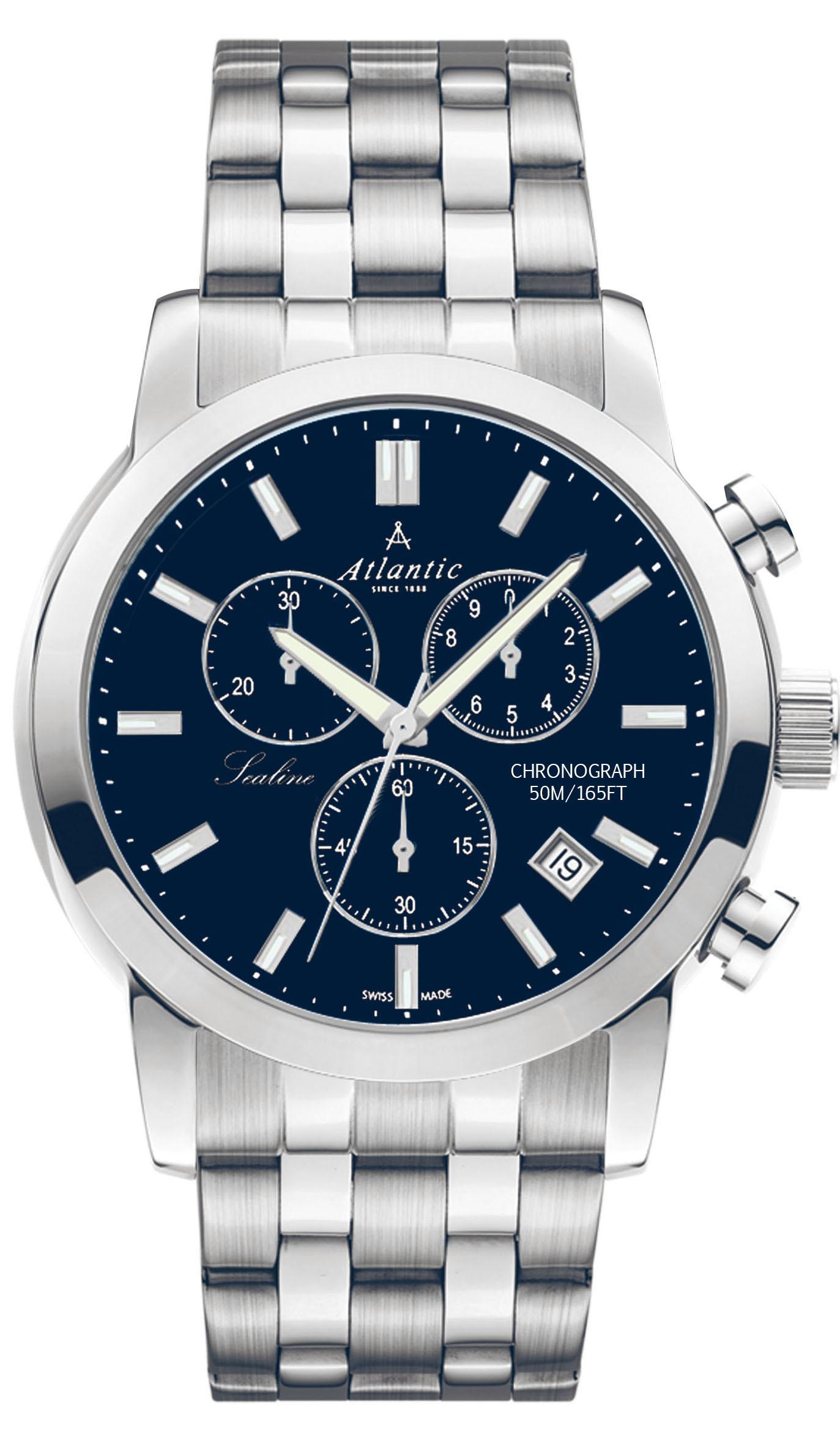 Atlantic 62455.41.51 - zegarek męski