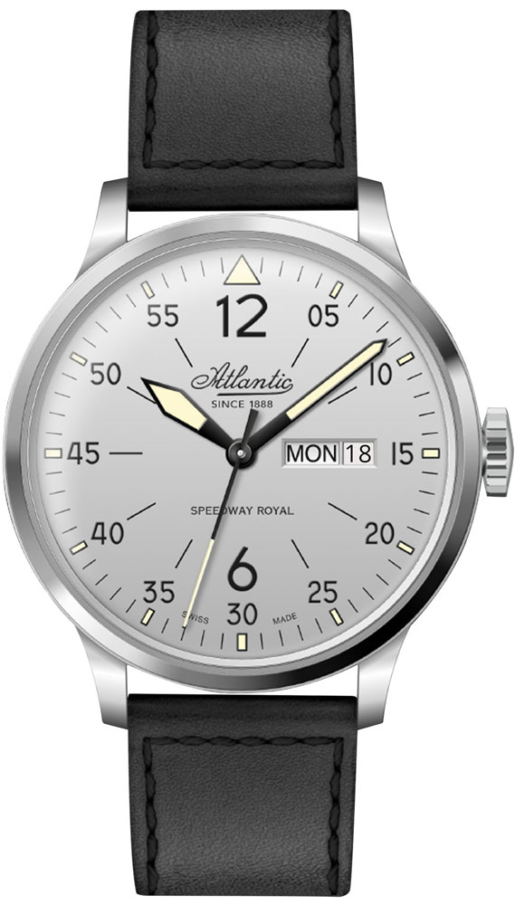 Atlantic 68351.41.25 - zegarek męski
