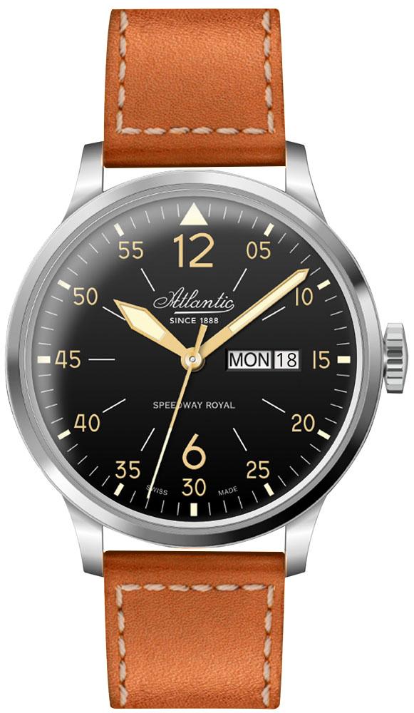 Atlantic 68351.41.65R - zegarek męski