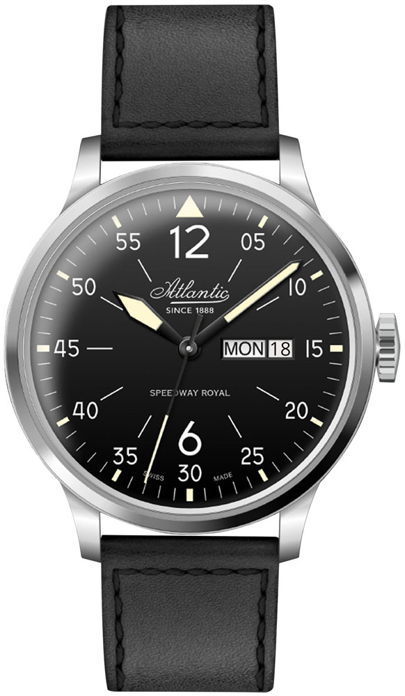 Atlantic 68351.41.65S - zegarek męski