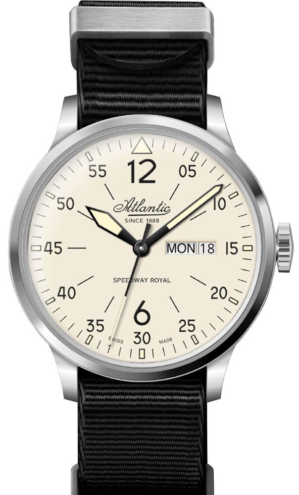 Atlantic 68351.41.95NY - zegarek męski