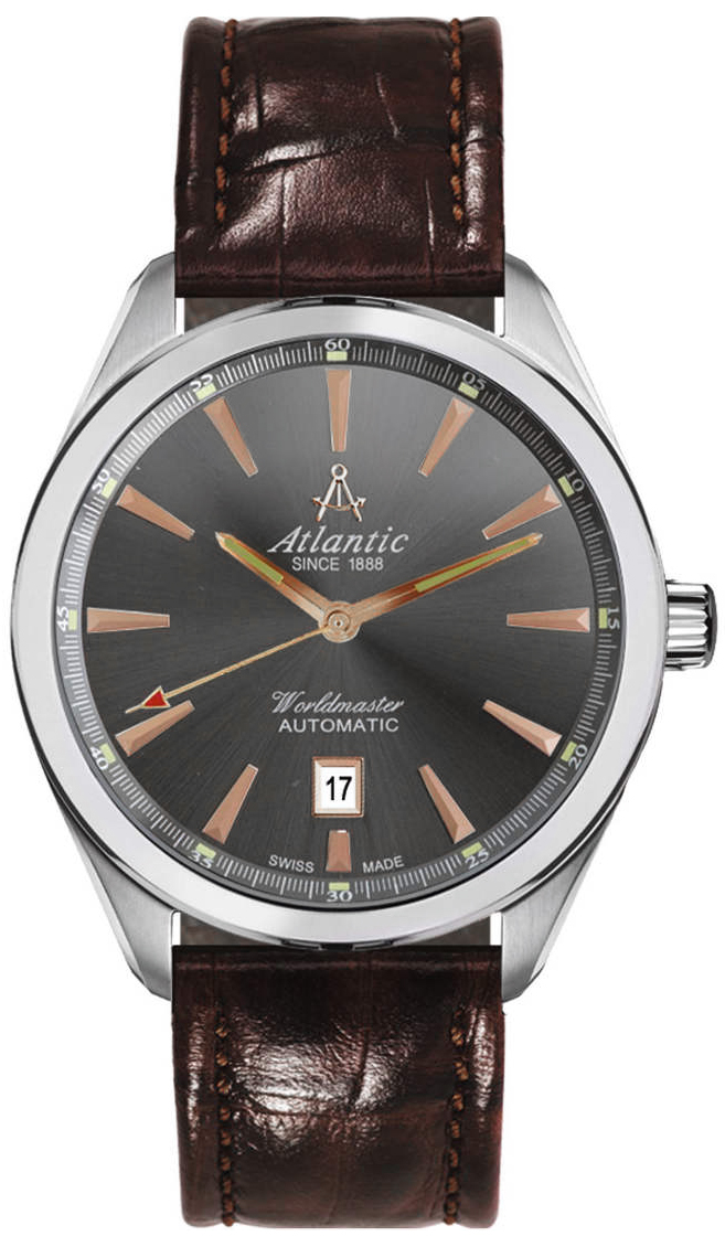 Atlantic 53750.41.41R - zegarek męski