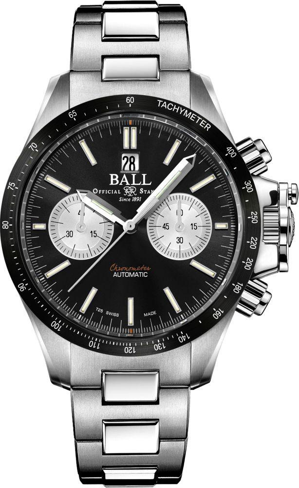 Ball CM2198C-S1CJ-BK - zegarek męski