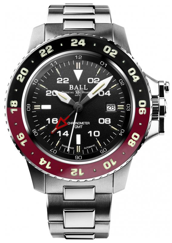 Ball DG2018C-S3C-BK - zegarek męski