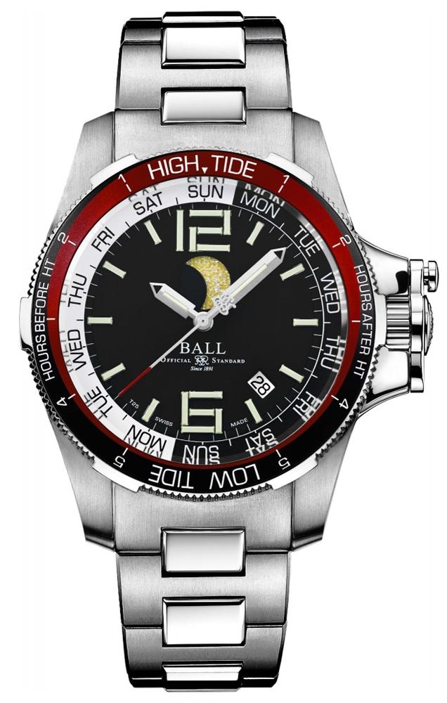 Ball DM3320C-SAJ-BK - zegarek męski