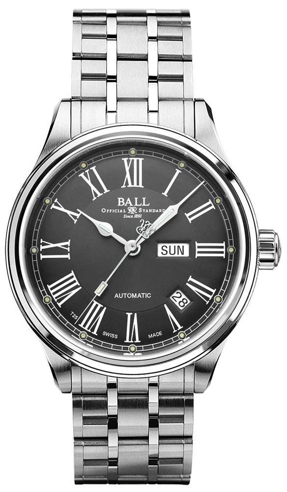 Ball NM1058D-S4J-GY - zegarek męski
