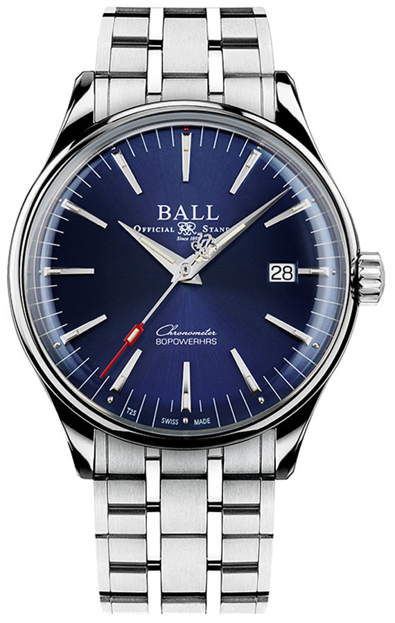 Ball NM3280D-S1CJ-BE - zegarek męski