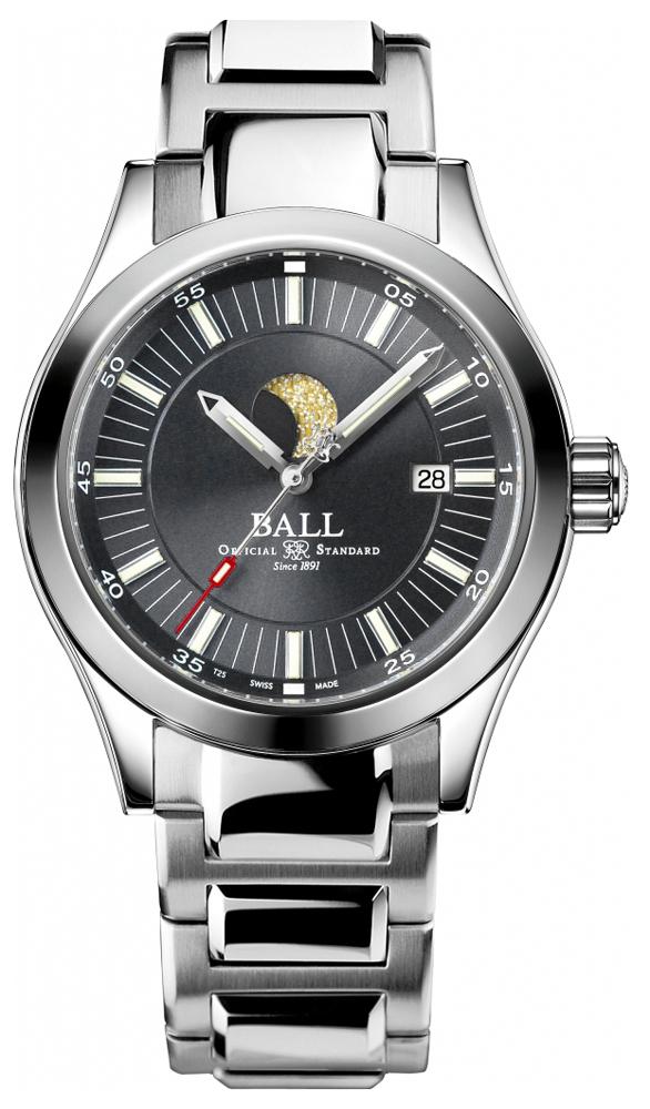 Ball NM2282C-SJ-GY - zegarek męski
