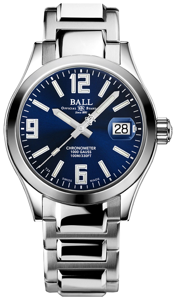 Ball NM2026C-S15CJ-BE - zegarek męski