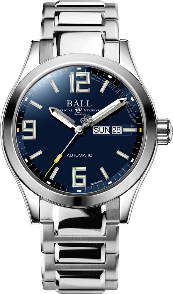 Ball NM9328C-S14A-BEYE - zegarek męski