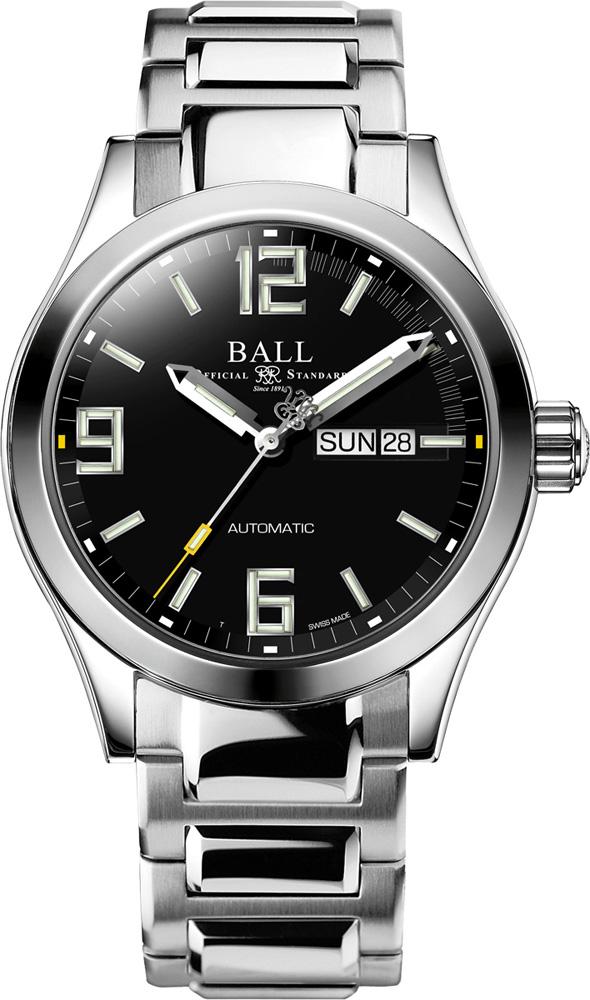 Ball NM9328C-S14A-BKGR - zegarek męski