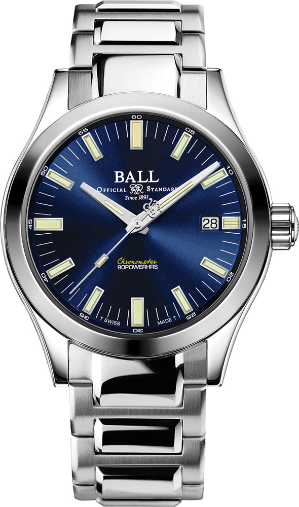 Ball NM2032C-S1C-BE - zegarek męski