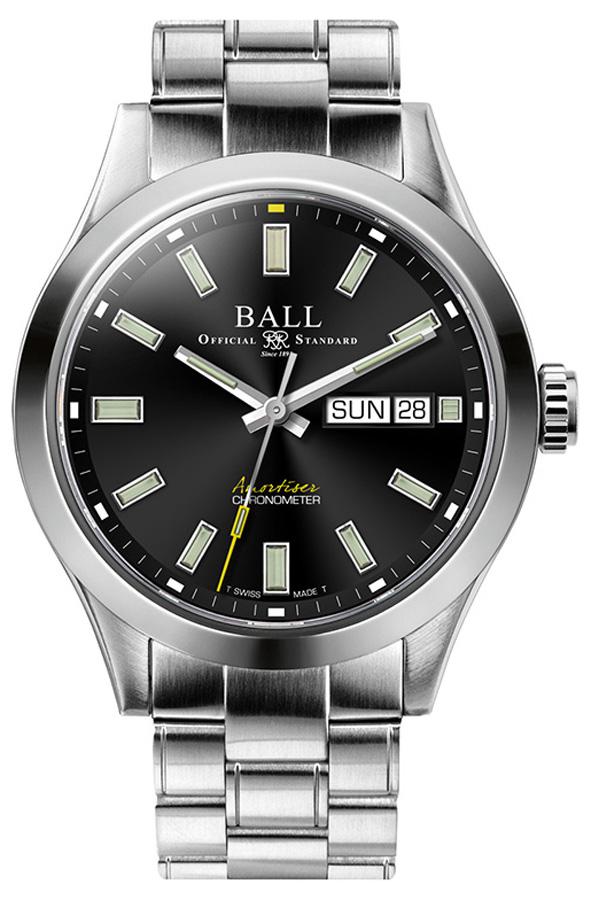 Ball NM2180C-S4C-BK - zegarek męski