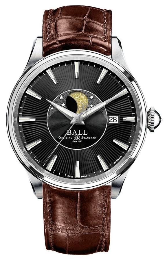 Ball NM3082D-LLJ-BK - zegarek męski