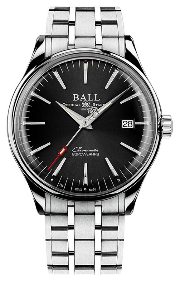 Ball NM3280D-S1CJ-BK - zegarek męski