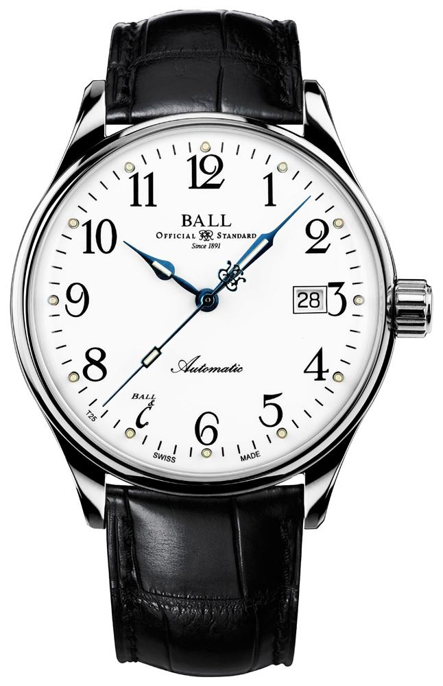 Ball NM3288D-LLJ-WH - zegarek męski